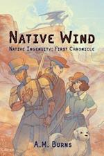 Native Wind af A.M. Burns