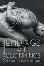Endings and Beginnings af Parker Williams, K.C. Wells