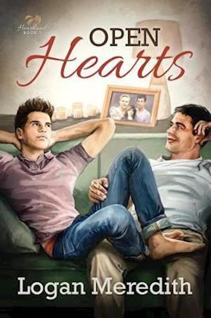 Open Hearts af Logan Meredith