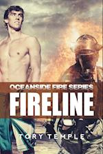 Fireline - Oceanside Fire Series af Tory Temple
