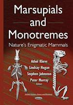 Marsupials and Monotremes (Animal Science Issues and Research)
