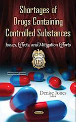 Shortages of Drugs Containing Controlled Substances af Denise Jones