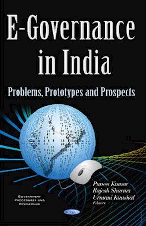 Bog, hardback E-Governance in India af Puneet Kumar