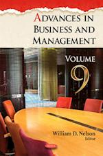 Advances in Business & Management af William D. Nelson