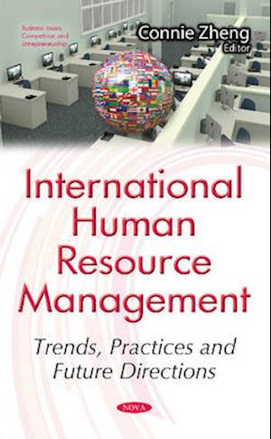Bog, hardback International Human Resource Management af Connie Zheng