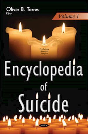 Bog, hardback Encyclopedia of Suicide af Oliver B. Torres