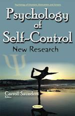 Psychology of Self-Control (Psychology of Emotions, Motivations and Actions)