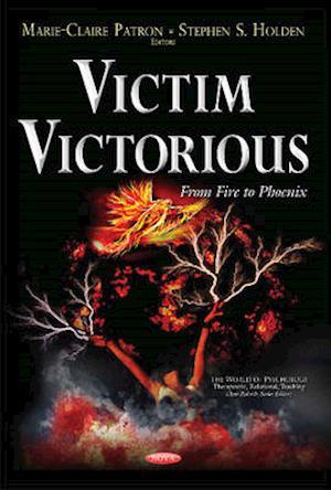 Bog, paperback Victim Victorious af Marie-claire Patron