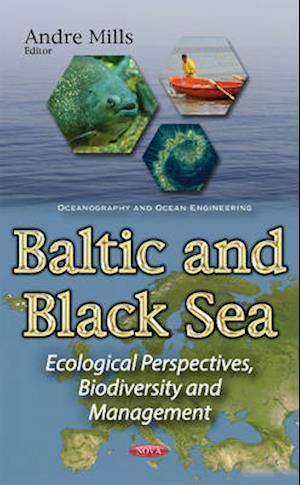Bog, hardback Baltic and Black Sea af Andre Mills