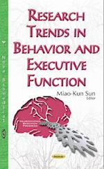 Research Trends in Behavior & Executive Function af Miao-Kun Sun