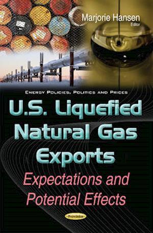 Bog, paperback U.S. Liquefied Natural Gas Exports af Marjorie Hansen