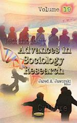 Advances in Sociology Research af Jared A. Jaworski