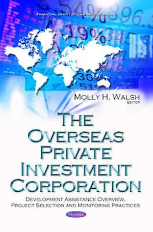 Bog, paperback Overseas Private Investment Corporation af Molly H. Walsh