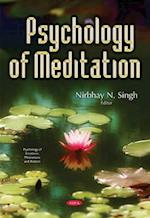 Psychology of Meditation (Psychology of Emotions, Motivations and Actions)