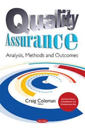 Bog, paperback Quality Assurance af Craig Coleman