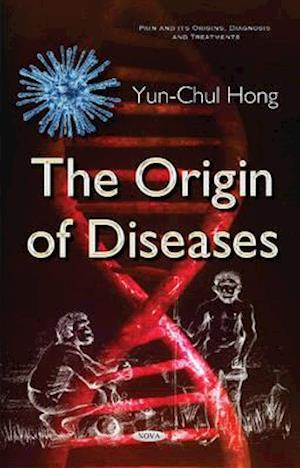 Bog, paperback Origin of Diseases af Yun-Chul Hong