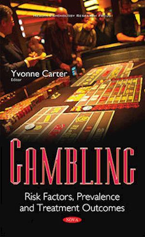 Bog, hardback Gambling af Yvonne Carter