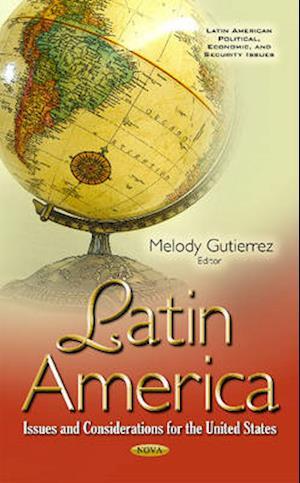 Bog, hardback Latin America af Melody Gutierrez