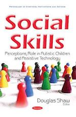Social Skills (Psychology of Emotions, Motivations and Actions)