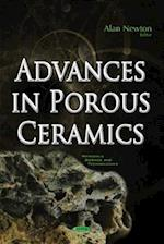 Advances in Porous Ceramics (Materials Science and Technologies)