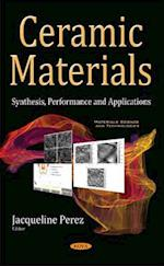 Ceramic Materials (Materials Science and Technologies)
