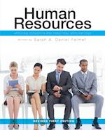 Introduction to Human Resources