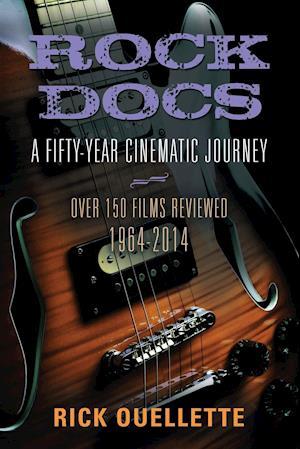 Bog, paperback Rock Docs af Rick Ouellette