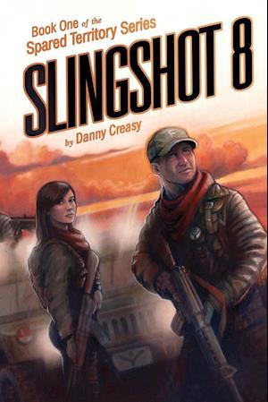 Bog, hæftet SLINGSHOT 8 af Danny Creasy