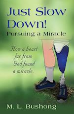 Just Slow Down! Pursuing a Miracle