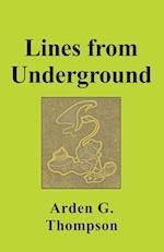 LINES FROM UNDERGROUND