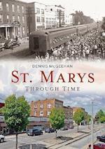 St. Marys Through Time af Dennis Mcgeehan