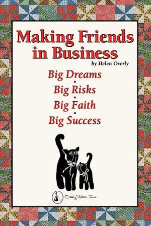 Bog, paperback Making Friends in Business af Helen Overly