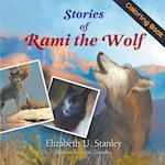 Stories of Rami the Wolf (Coloring Book)