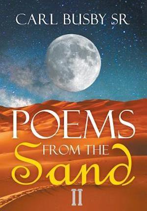 Bog, hardback Poems from the Sand II af Sr. Carl Busby