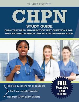 Bog, paperback Chpn Study Guide af Trivium Test Prep, Chpn Exam Prep Team