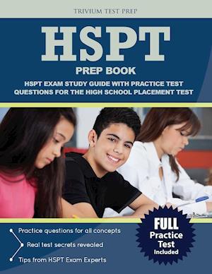 Bog, paperback HSPT Prep Book af Trivium Test Prep, Hspt Exam Prep Team