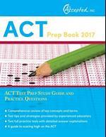 ACT Prep Book 2017