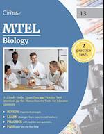 Mtel Biology (13) Study Guide