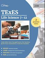 Texes Life Science 7-12 (238) Study Guide