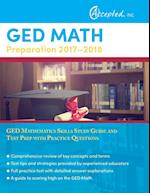 GED Math Preparation 2017-2018