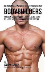 48 Insalate Ad Alto Contenuto Proteico Per Bodybuilders