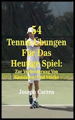 54 Tennis-Ubungen Fur Das Heutige Spiel