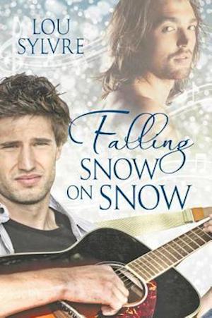 Falling Snow on Snow af Lou Sylvre