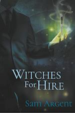 Witches for Hire (Odd Jobs, nr. 1)