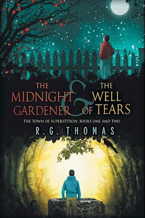 Bog, hæftet The Midnight Gardener & The Well of Tears af R. G. Thomas