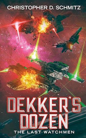 Bog, paperback Dekker's Dozen af Christopher D. Schmitz