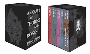 A Court of Thorns and Roses Hardcover Box Set