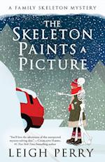 The Skeleton Paints a Picture (Family Skeleton Mystery, nr. 4)
