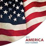 2017 America Daily Planner