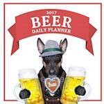 2017 Beer Daily Planner af Kalendar Press